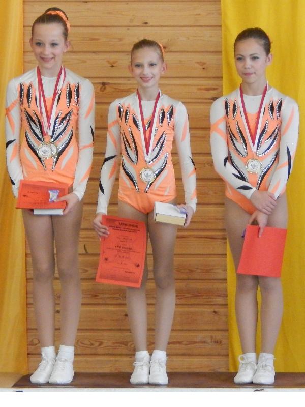 Alina, Leonie und Michelle